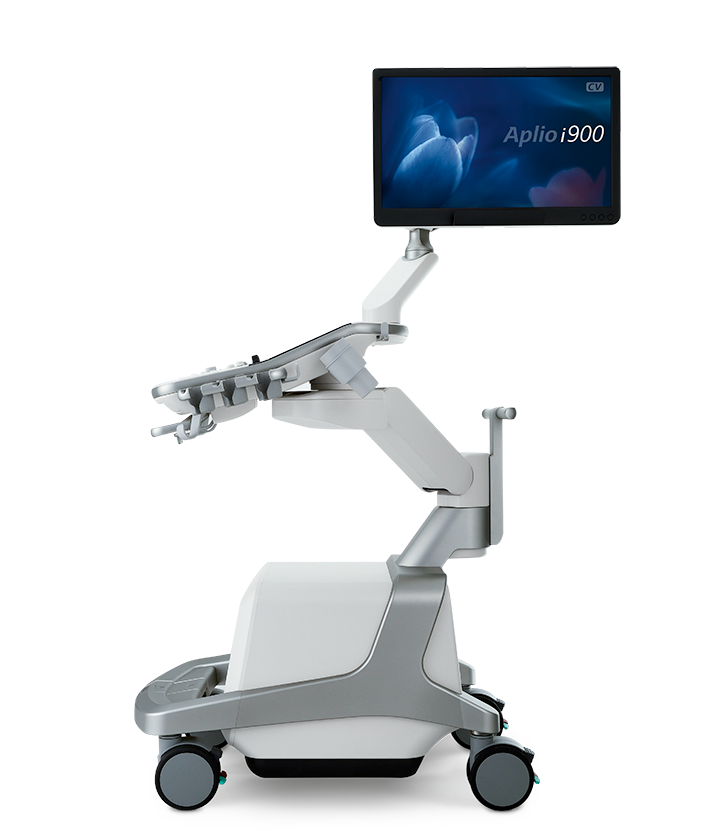 Aplio i900, Bildquelle: Canon Medical Systems GmbH